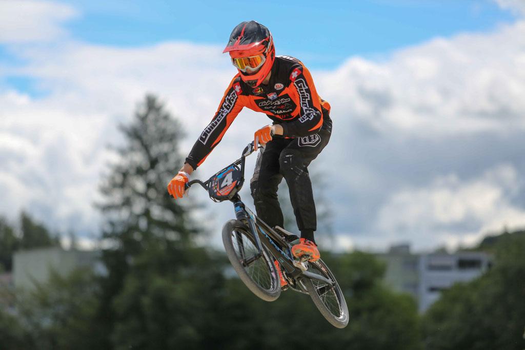 BMX-Schweizer Meisterschaften 2017