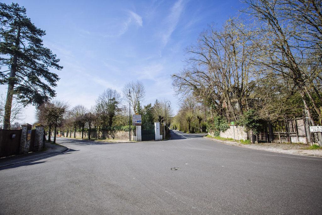 Confinement Montfort l'Amaury / Méré , Yvelines (78)