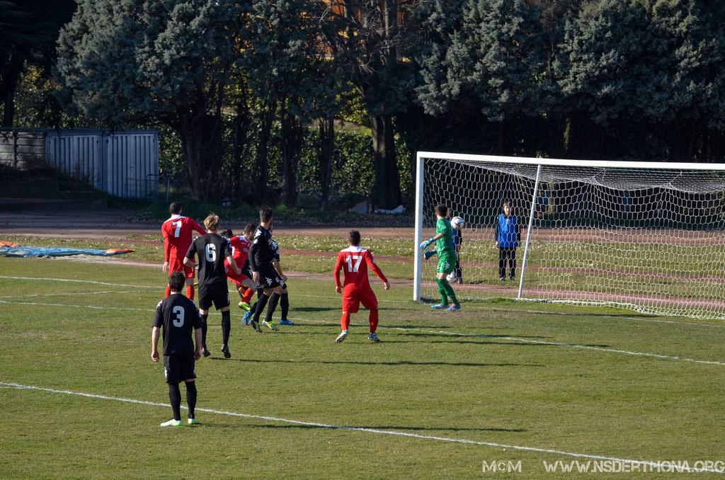 2014-15 DERTHONA-LAVAGNESE  MAZZATA DELLO 0-2