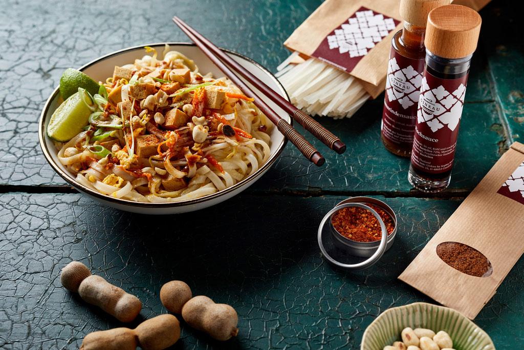 Verpackungstitel Fotografie Thailand Food