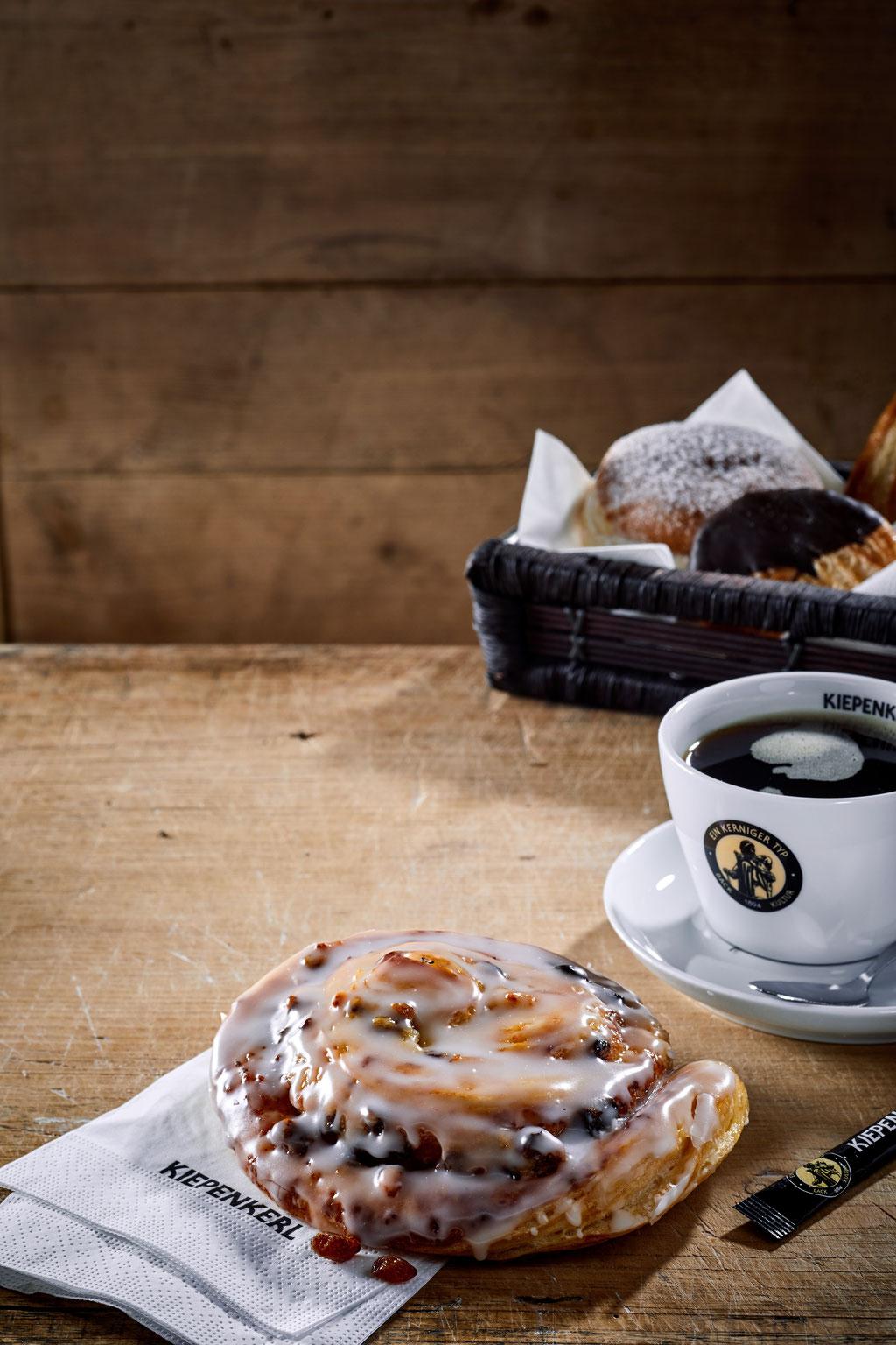 Bäckereihandwerk Werbemöglichkeit Foodfotograf Team Reiter