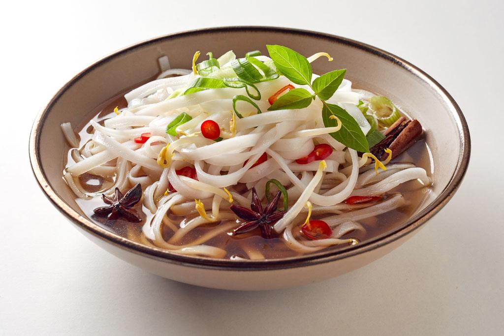 Packaging Fotografie thailändische Küche
