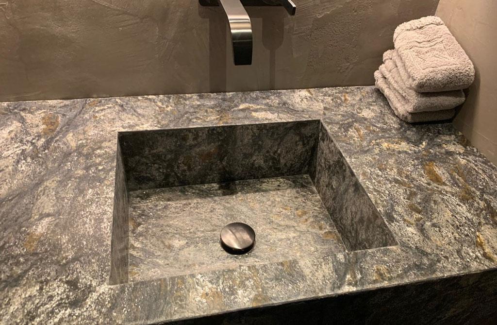 Kosmus graniet met matte afwerking