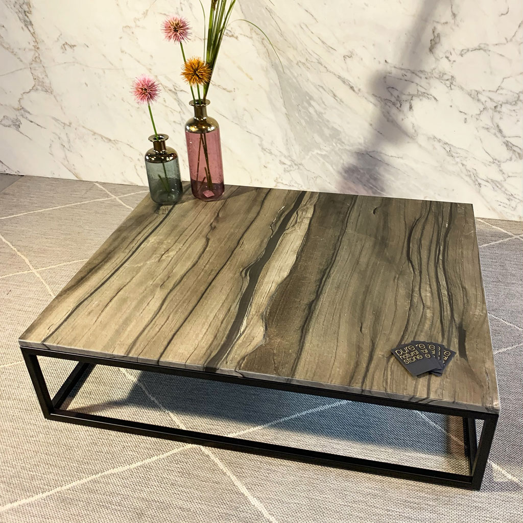 Sequoia Brown salontafel model Imperia