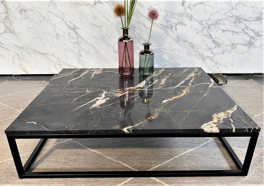 Belvedere granite center table