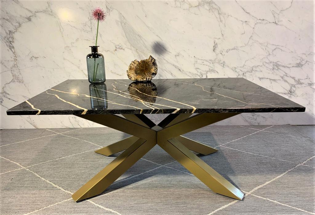 Luxe marmer salontafel
