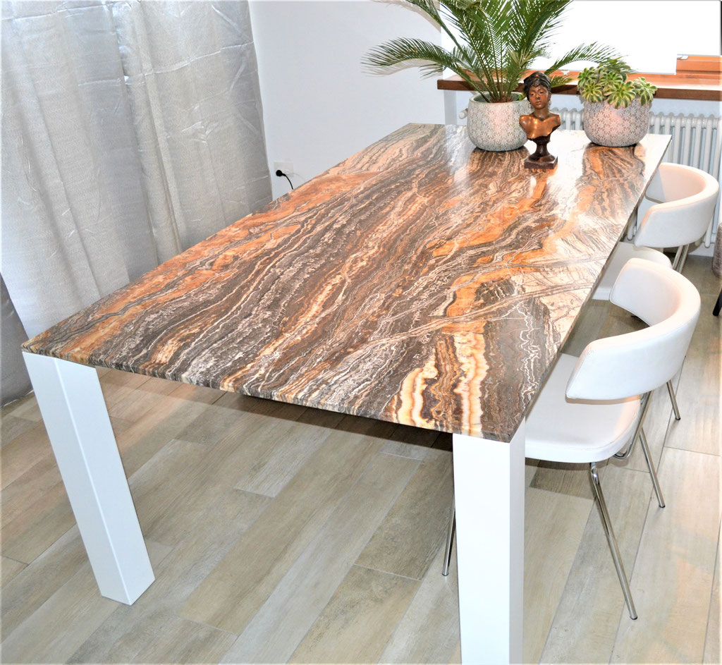 Jurassic Onyx luxury table