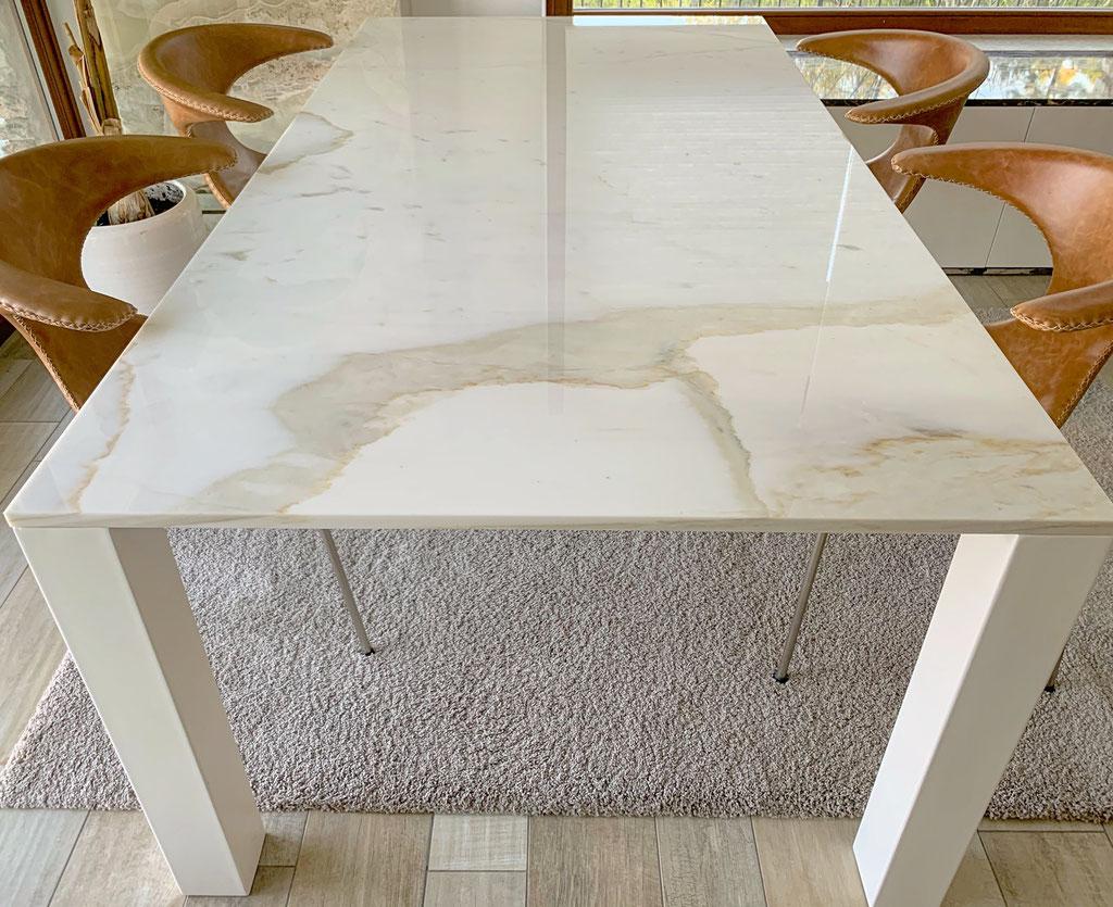 Calacatta top quality marble