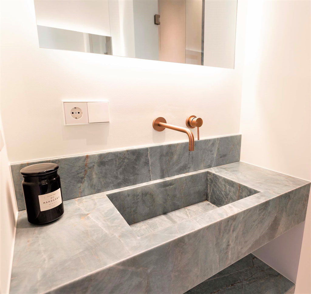 Marble basin model Eno