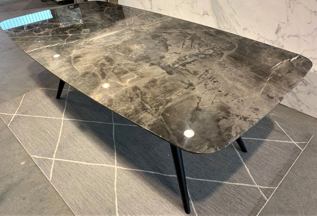 Marble luxury table