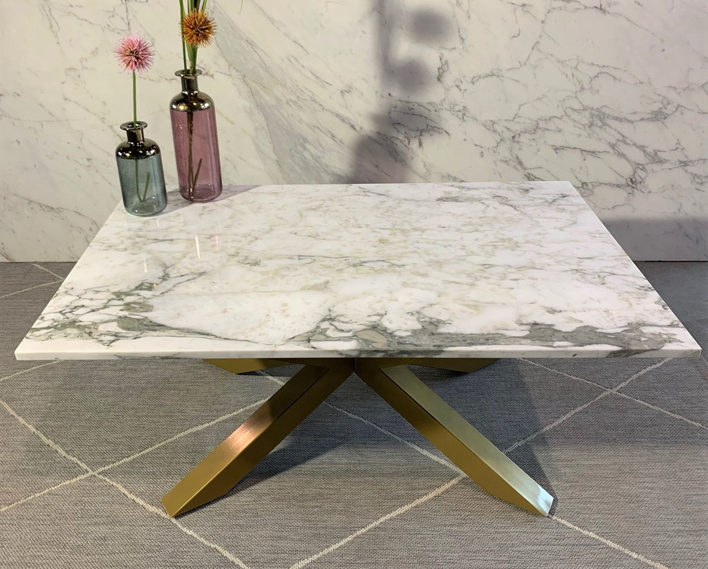 Italian Arabescato marble