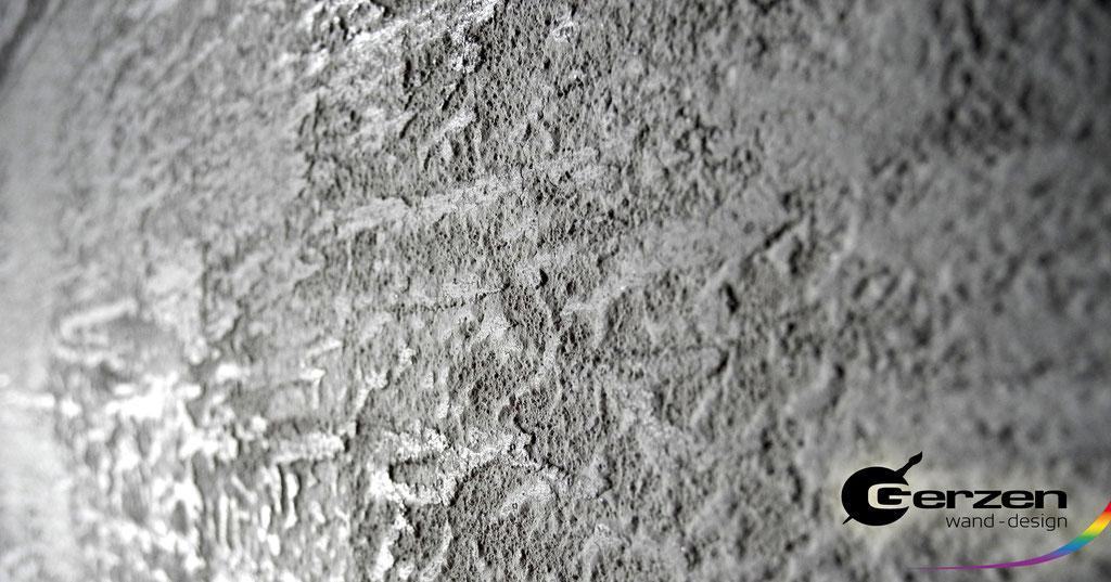 Betonoptik, Sichtbeton für die Wände