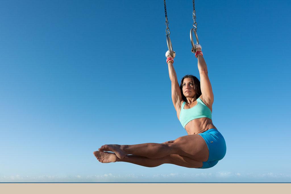 Naheed Radfar, Gymnast | Santa Monica Rings, CA | 2013