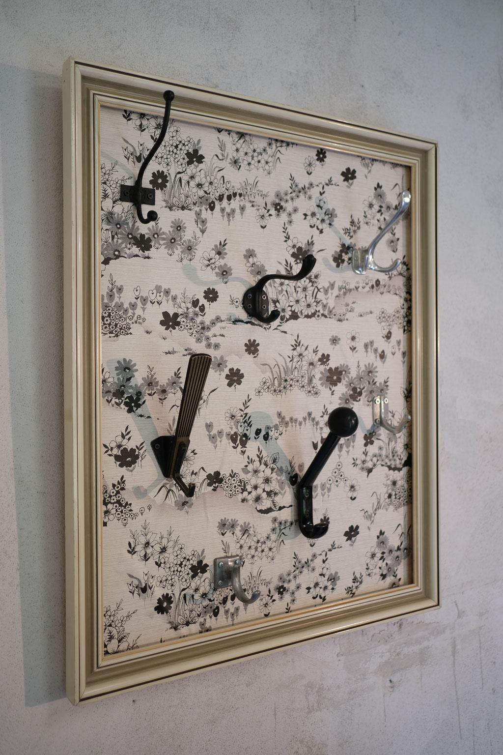 Garderobe Bild, Skulptur, 50er, Wolfgang Wallner, Hall in Tirol