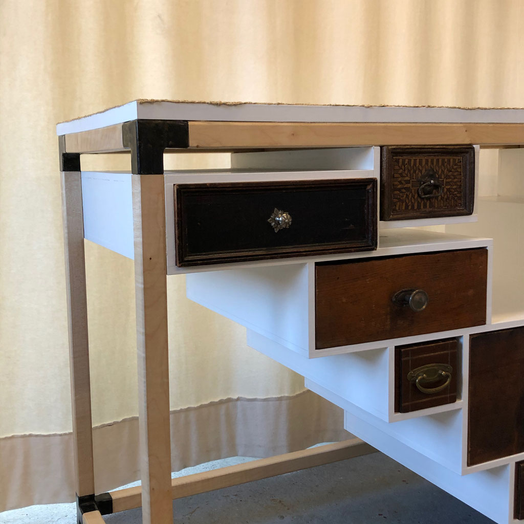 Sideboard mit Schubladenfantasien | Atelier Wolfgang Wallner - Hall in Tirol