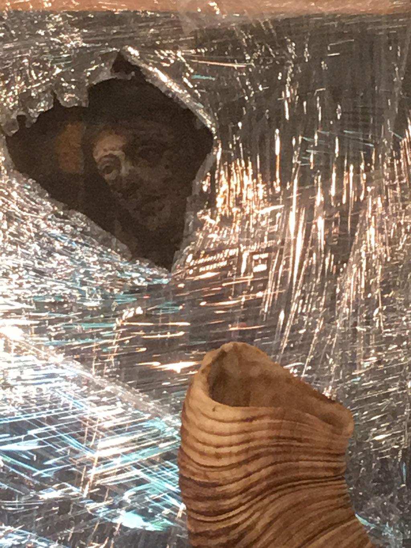 Lebensweg, Skulptur, Assemblage, Kunst,  Kraftobjekte Wolfgang Wallner Hall in Tirol