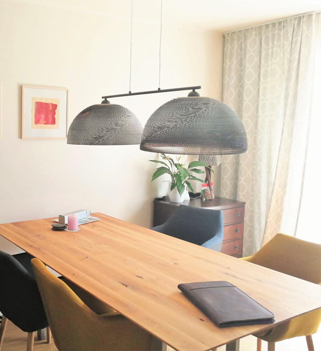 Wohnraumplanung und Essbereich, Rolf Kullmann Innenarchitekt, Atelier Feynsinn, Köln