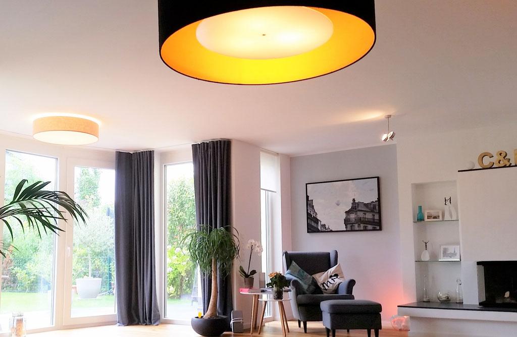 Wohnzimmerplanung modern Köln, Rolf Kullmann Innenarchitekt
