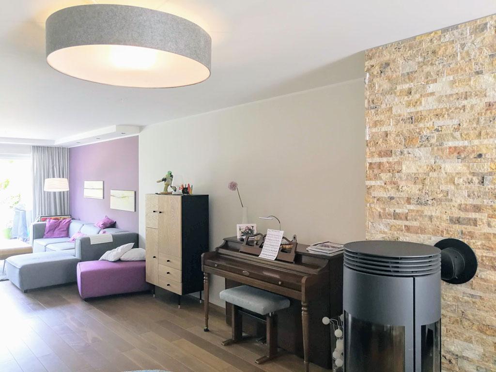 Wohnzimmerplanung, Rolf Kullmann Innenarchitekt