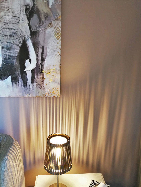 Schlafzimmer Lichtkonzept, Rolf Kullmann Innenarchitekt, Atelier Feynsinn, Köln
