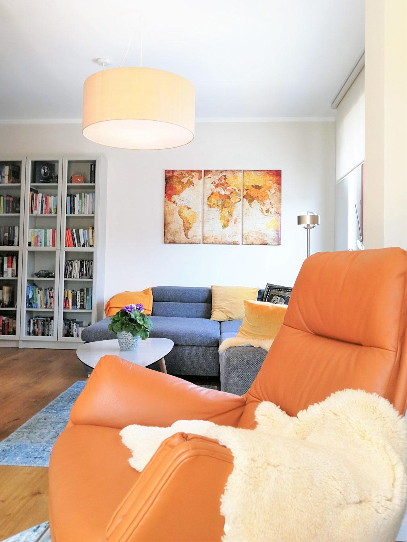 Wohnzimmergestaltung, Rolf Kullmann Atelier Feynsinn, Köln
