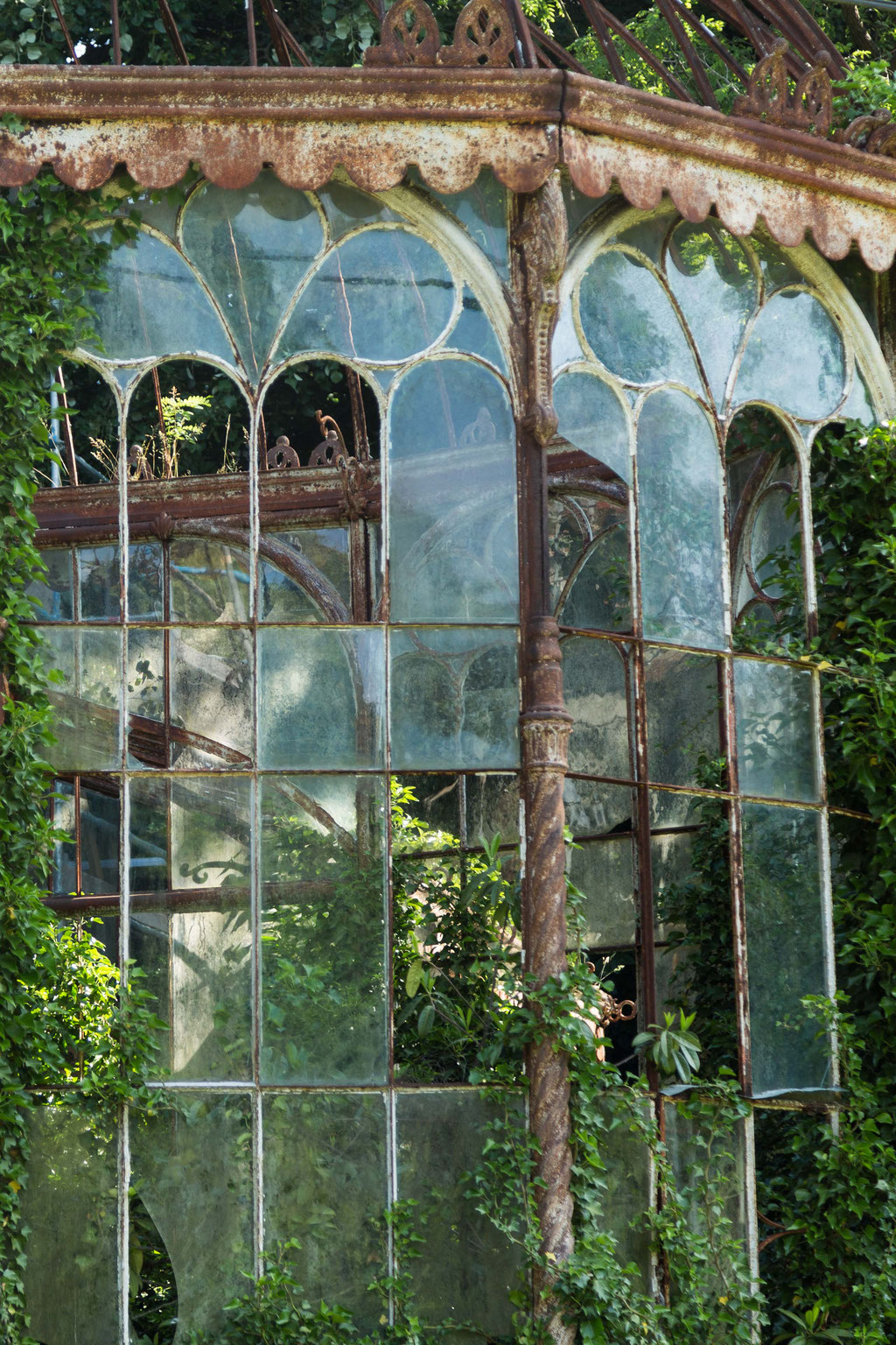 Greenhouse, June 2017, Belgium