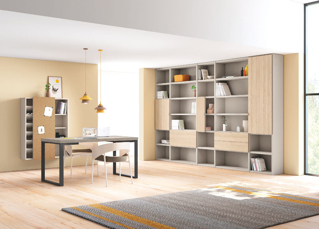 tienda muebles de oficina, mesa sillas barcelona 64