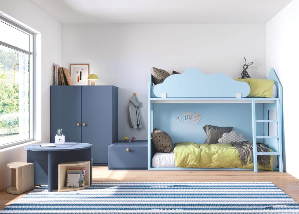 habitaciones para niños 64N