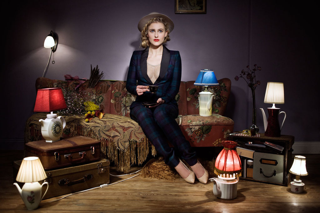 Mia Diekow for Sony Music |  Hamburg 2013