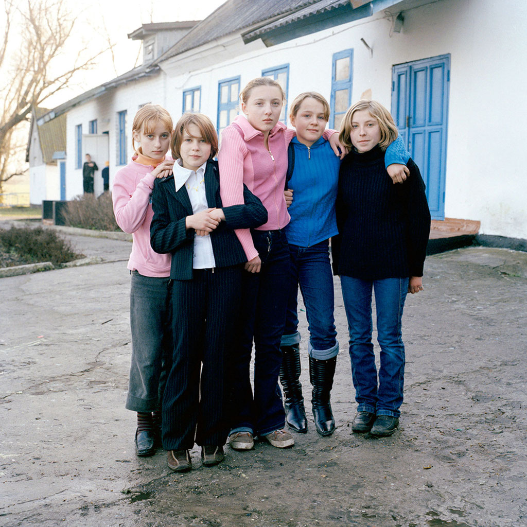 Group of Girls   Kaliningrad 2006