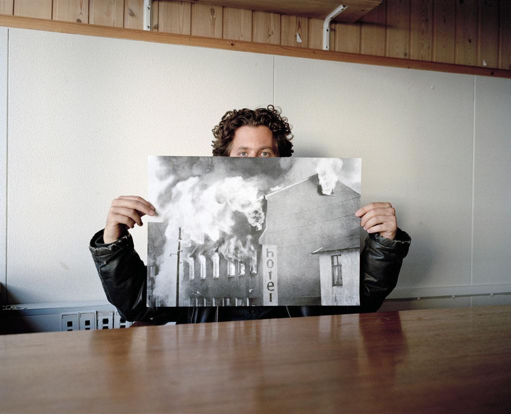 Aurélé Ferrier | Artist | Iceland 2009