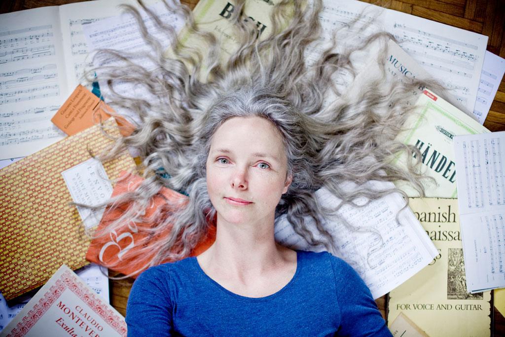 Brita Rehsöft |Musician |Hamburg 2014
