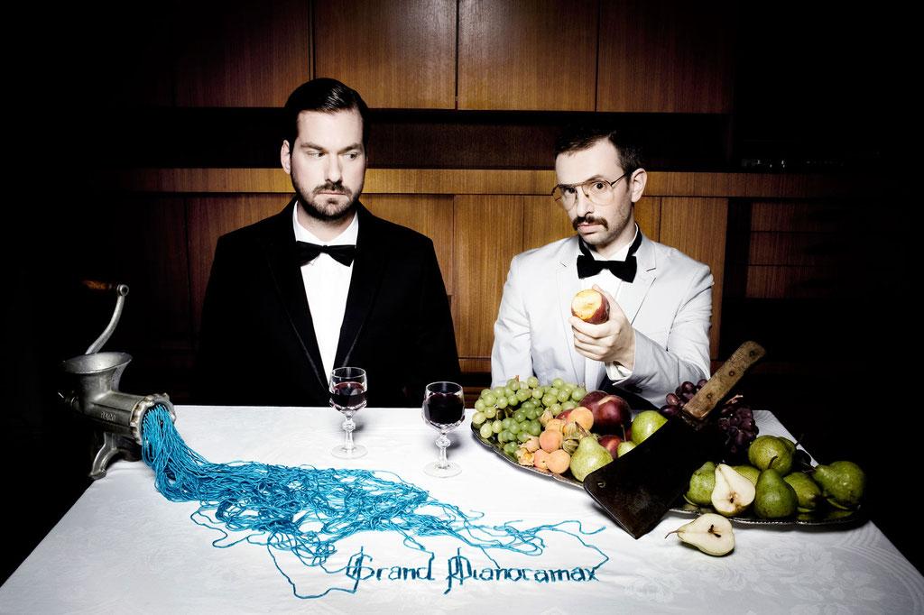 Gran Pianoramax for Obliq Sound France | Berlin 2010
