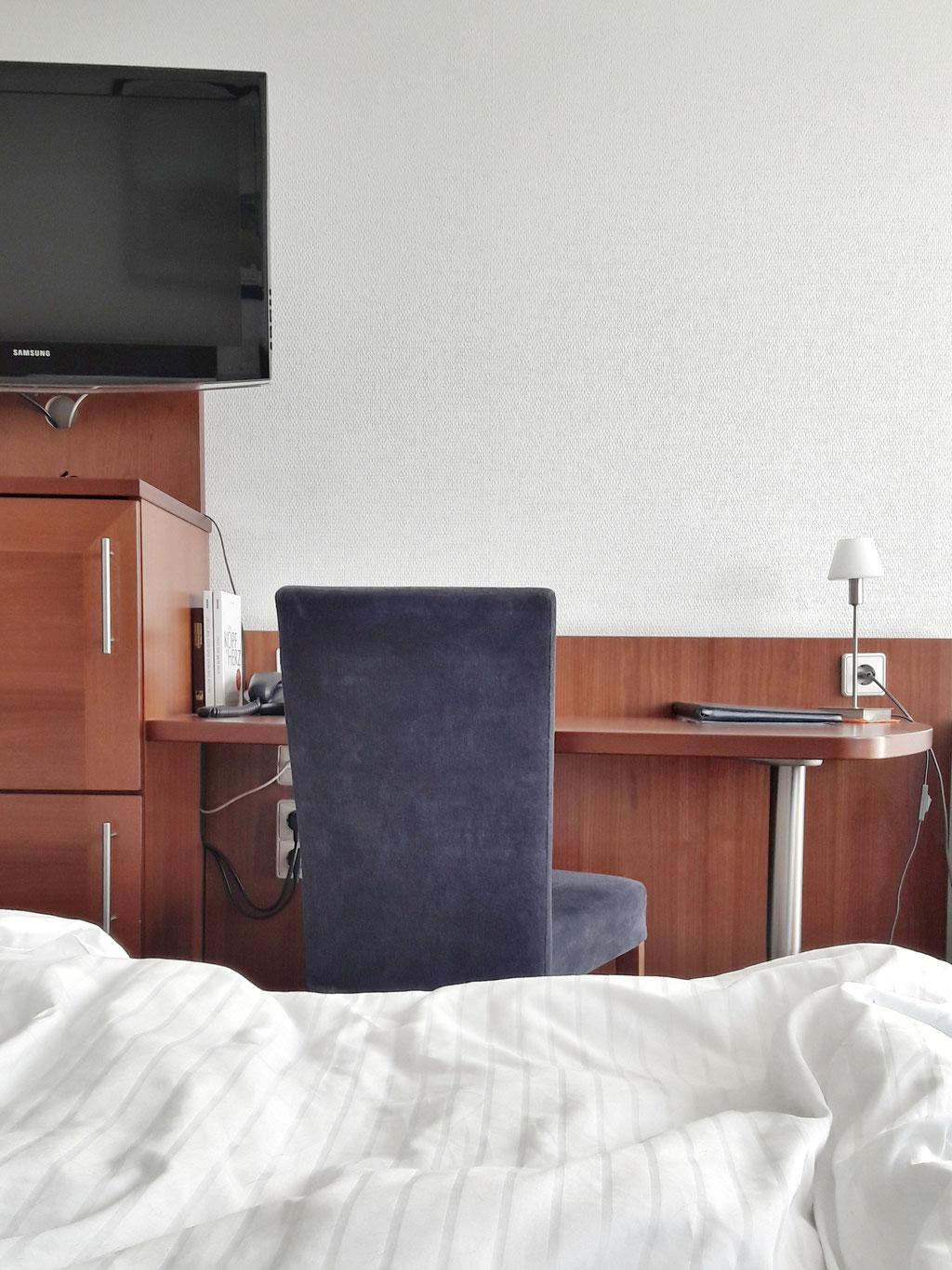 Mit Hund(en) im Hotel: ates Hotel in Kehl - Glitzerdings