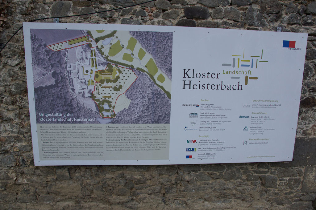 Klosterlandschaft Heisterbach