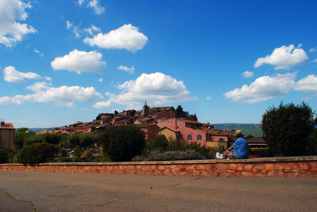 Roussillon, Provence- September 2014