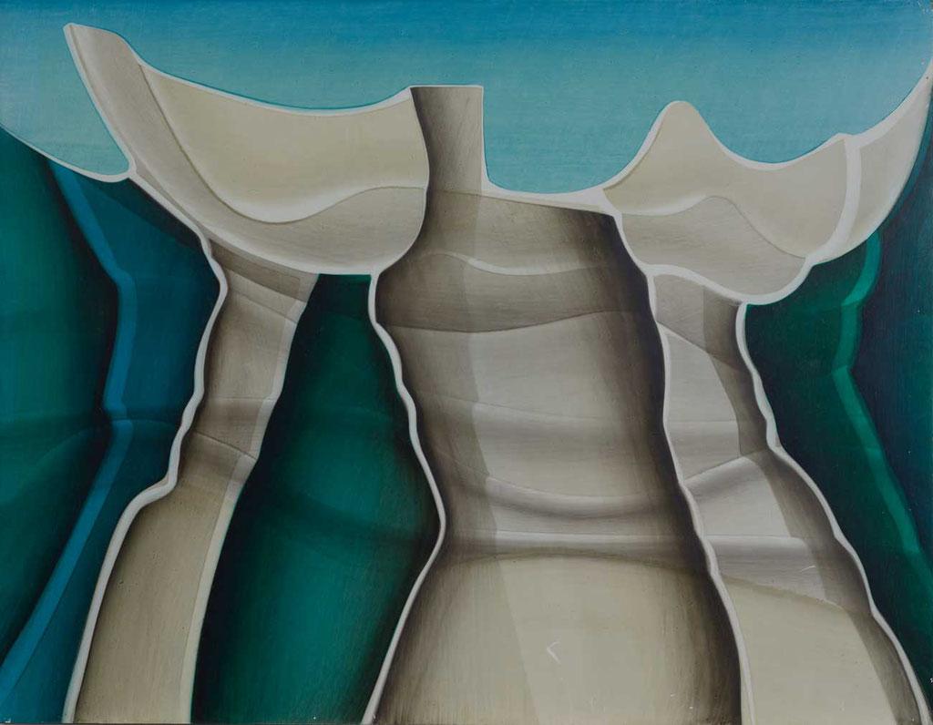 64 x 51 cm, huile sur panneau