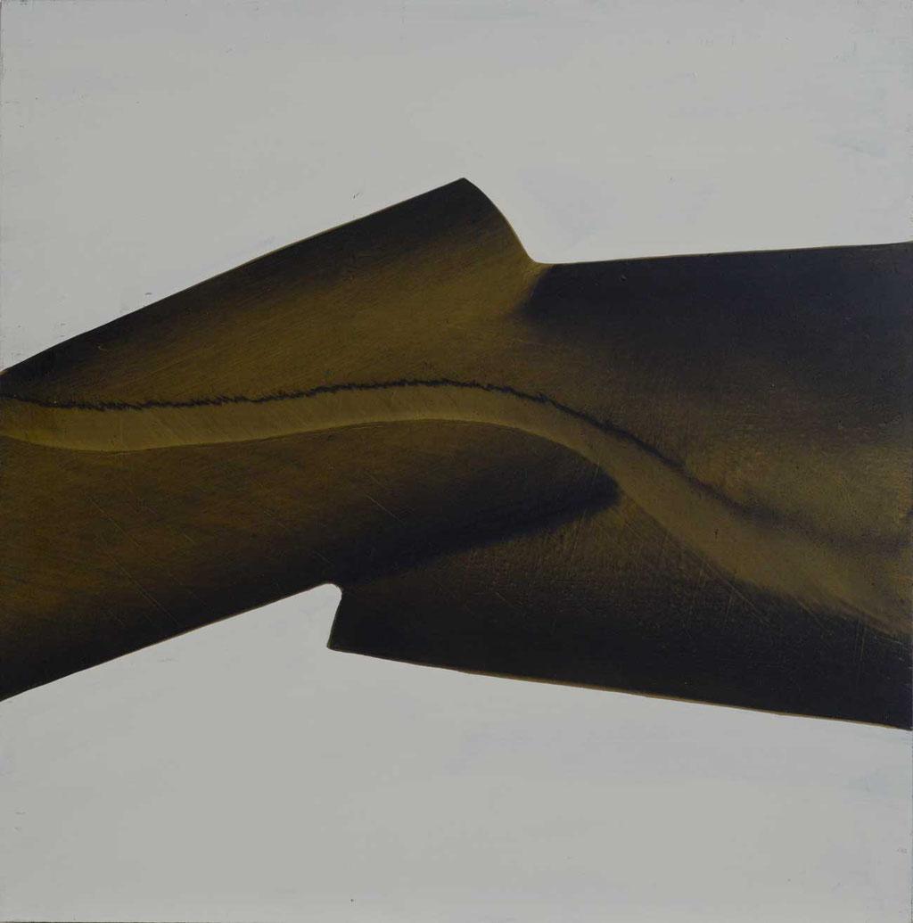 48 x 49 cm, huile sur panneau