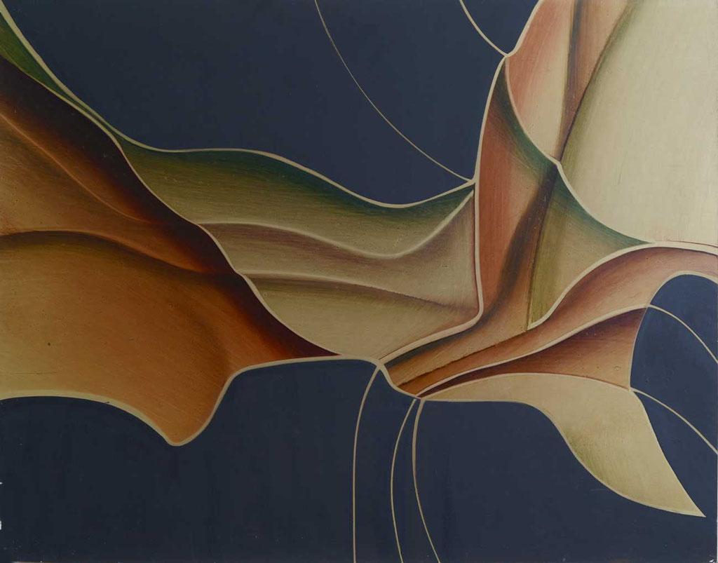 65 x 51 cm, huile sur panneau