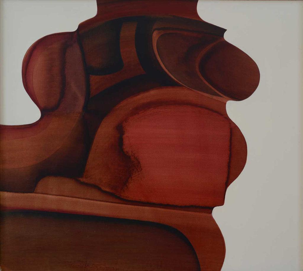 76 x 86 cm, huile sur panneau