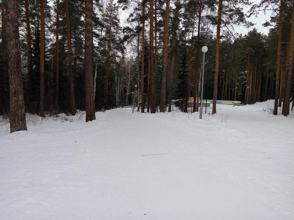 Лыжный стадион Зеленый мыс