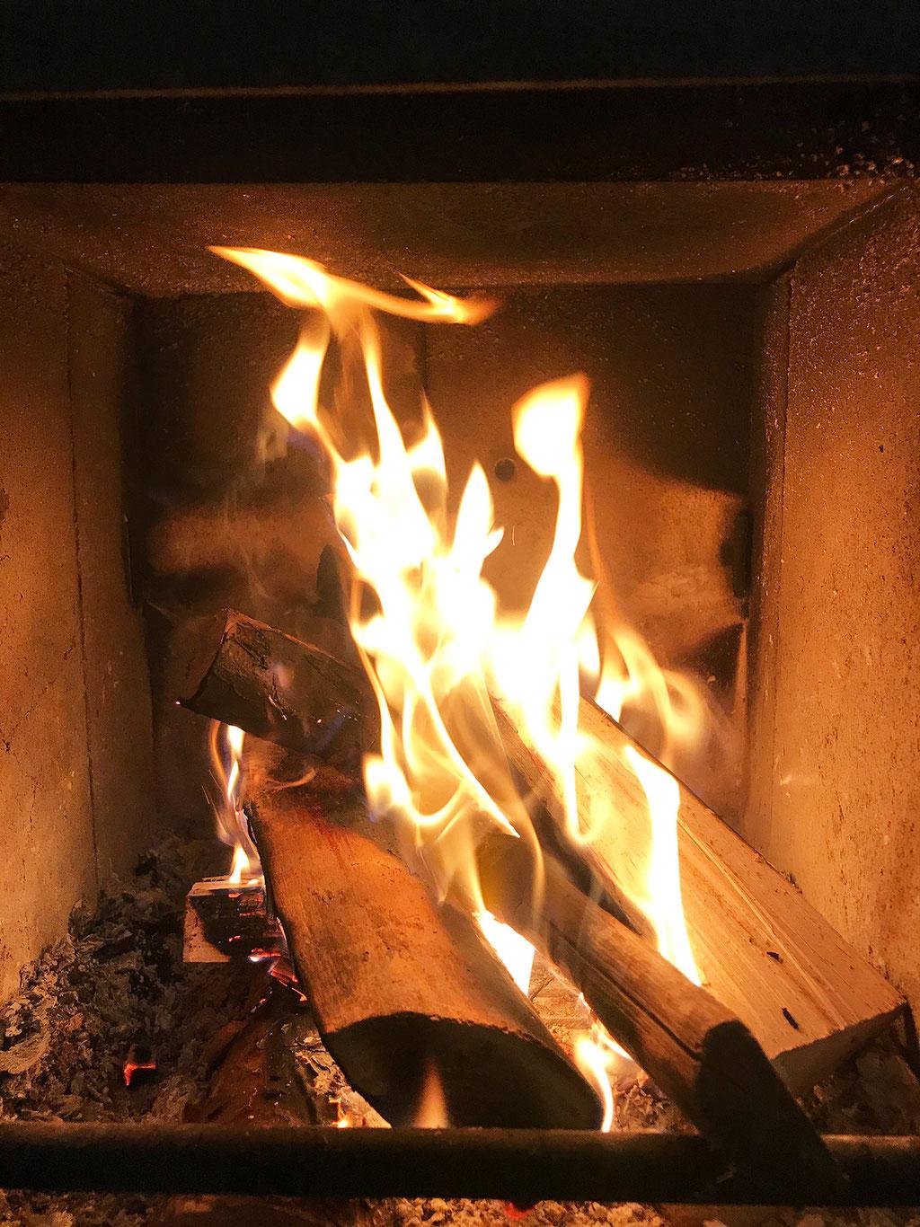 Vom Kalten ins Warme-Domenic