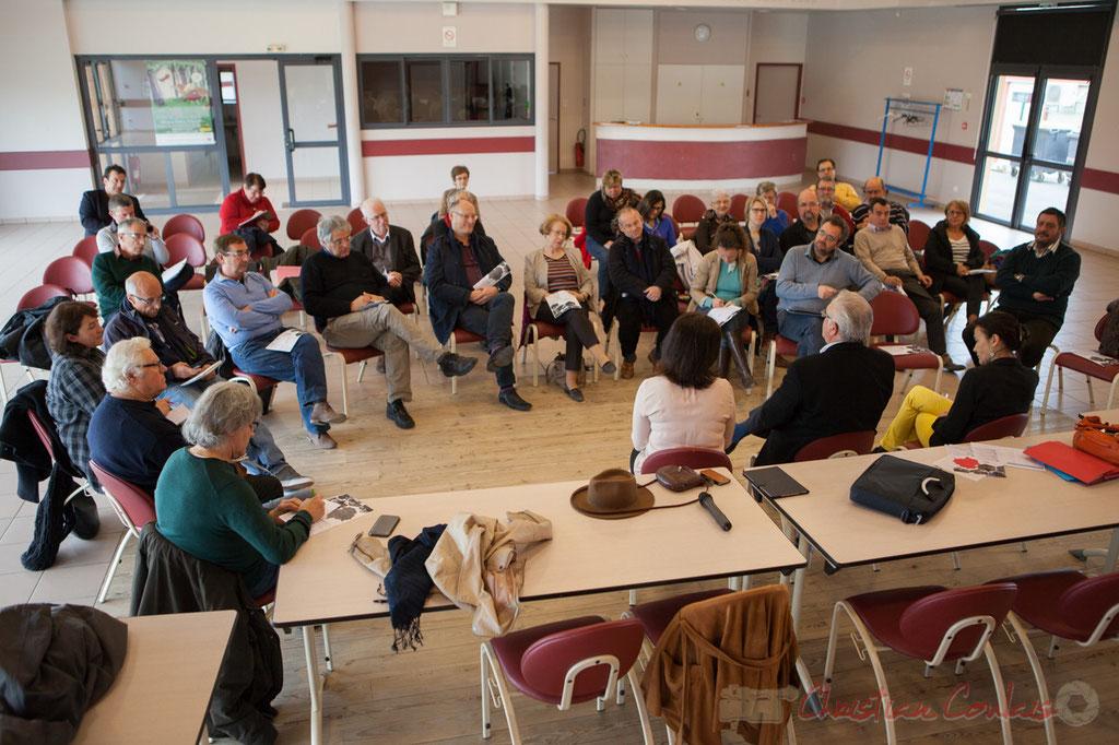 Troisième Conseil consultatif citoyen du canton de Créon, à Sadirac