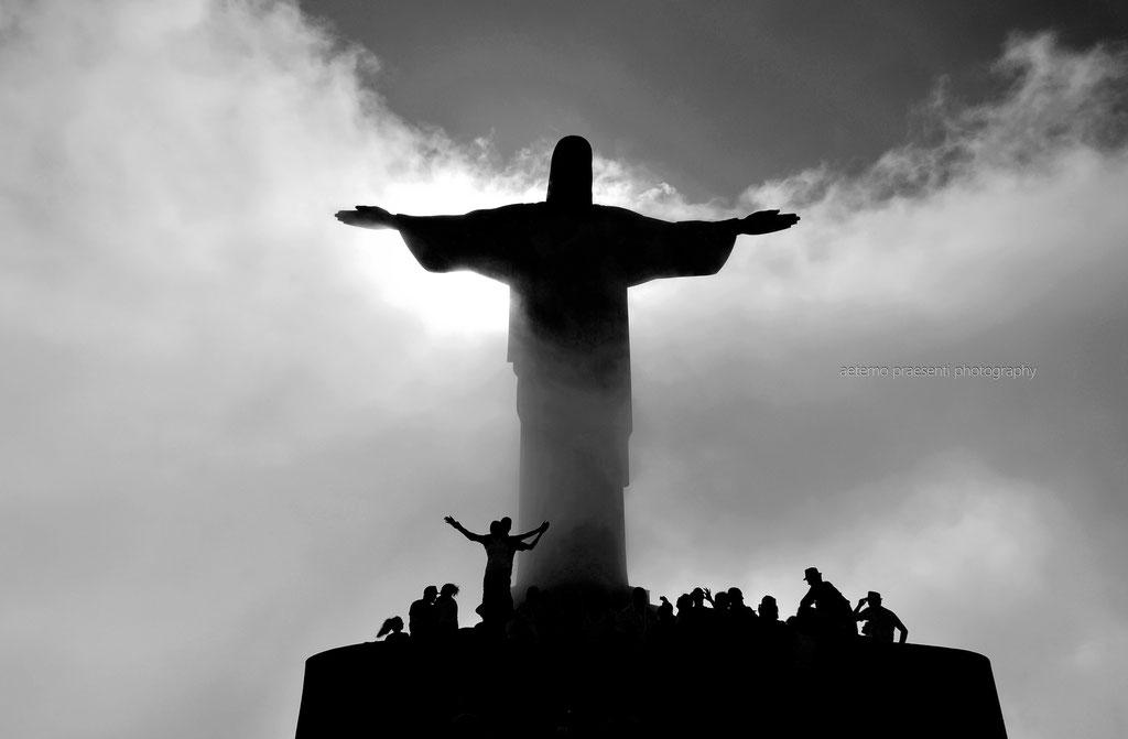 Le Christ Rédempteur, Rio de Janeiro - Brésil