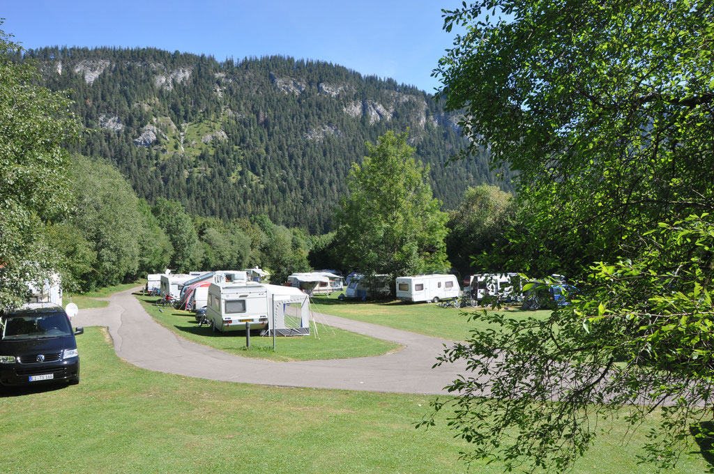 Campingplatz Camping Pfronten