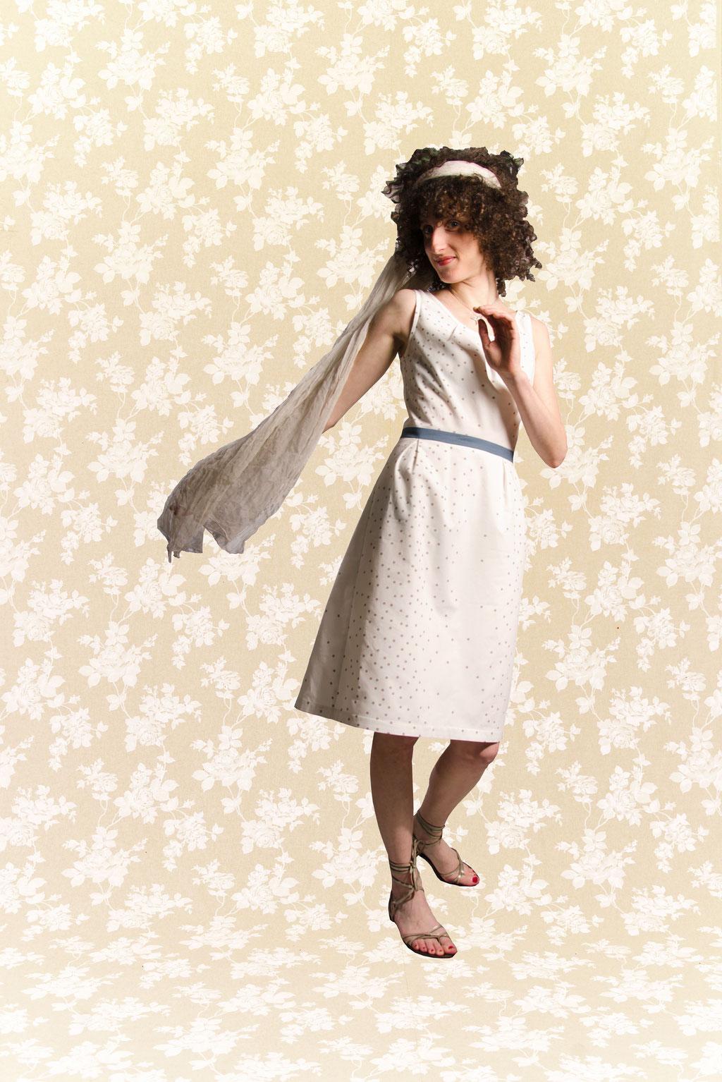 Kleid BIO-Anahita aus Bio-Baumwolle kbA