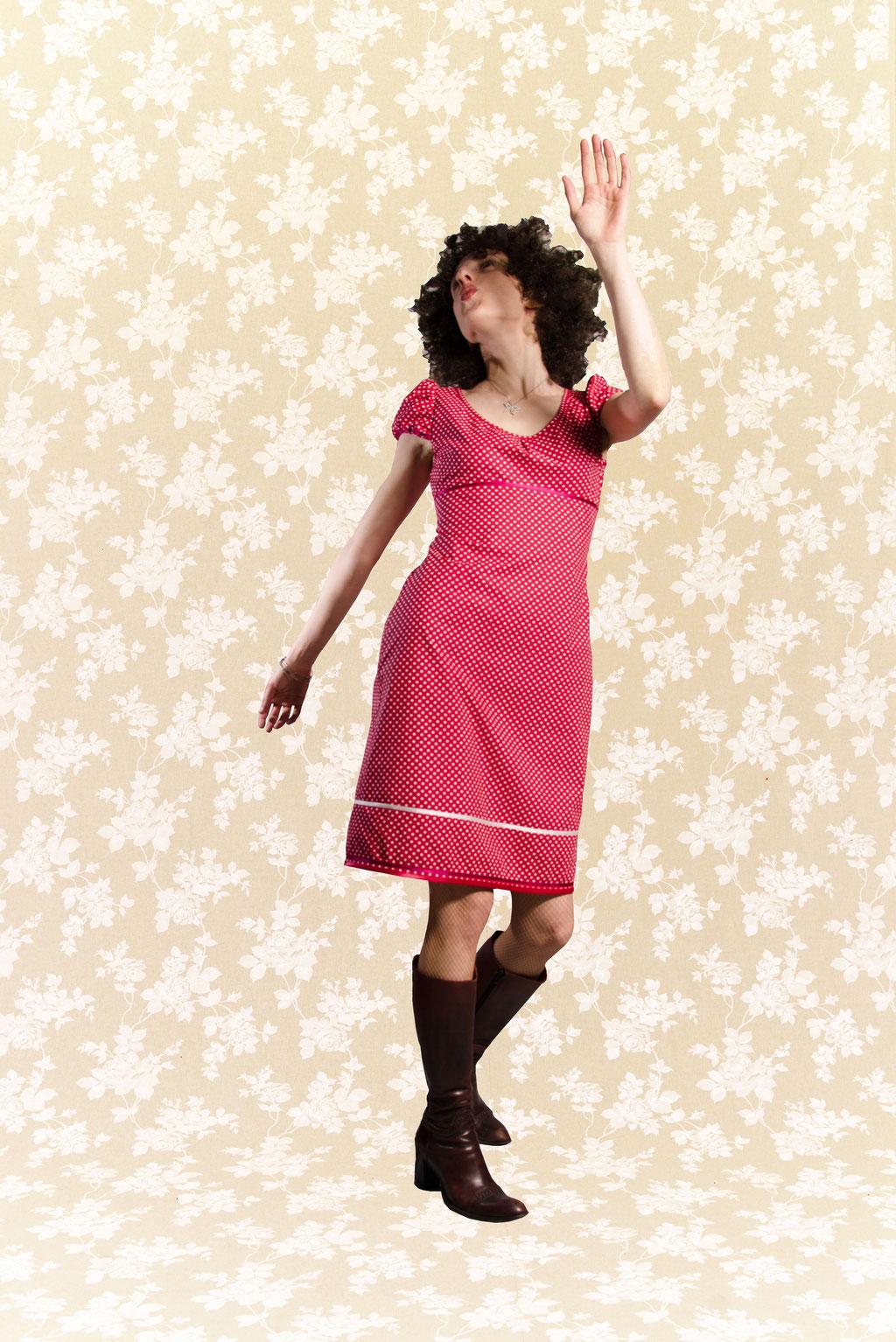 Kleid BIO-Arletta aus Bio-Baumwolle