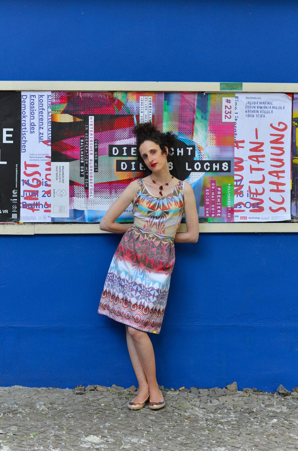 Kleid Nina aus Baumwolle