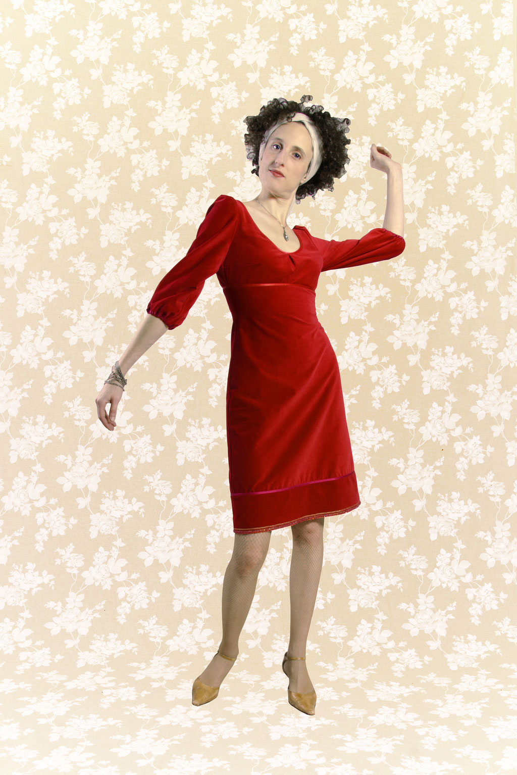 Kleid BIO-Aislinn aus Bio-Baumwolle, Feincord
