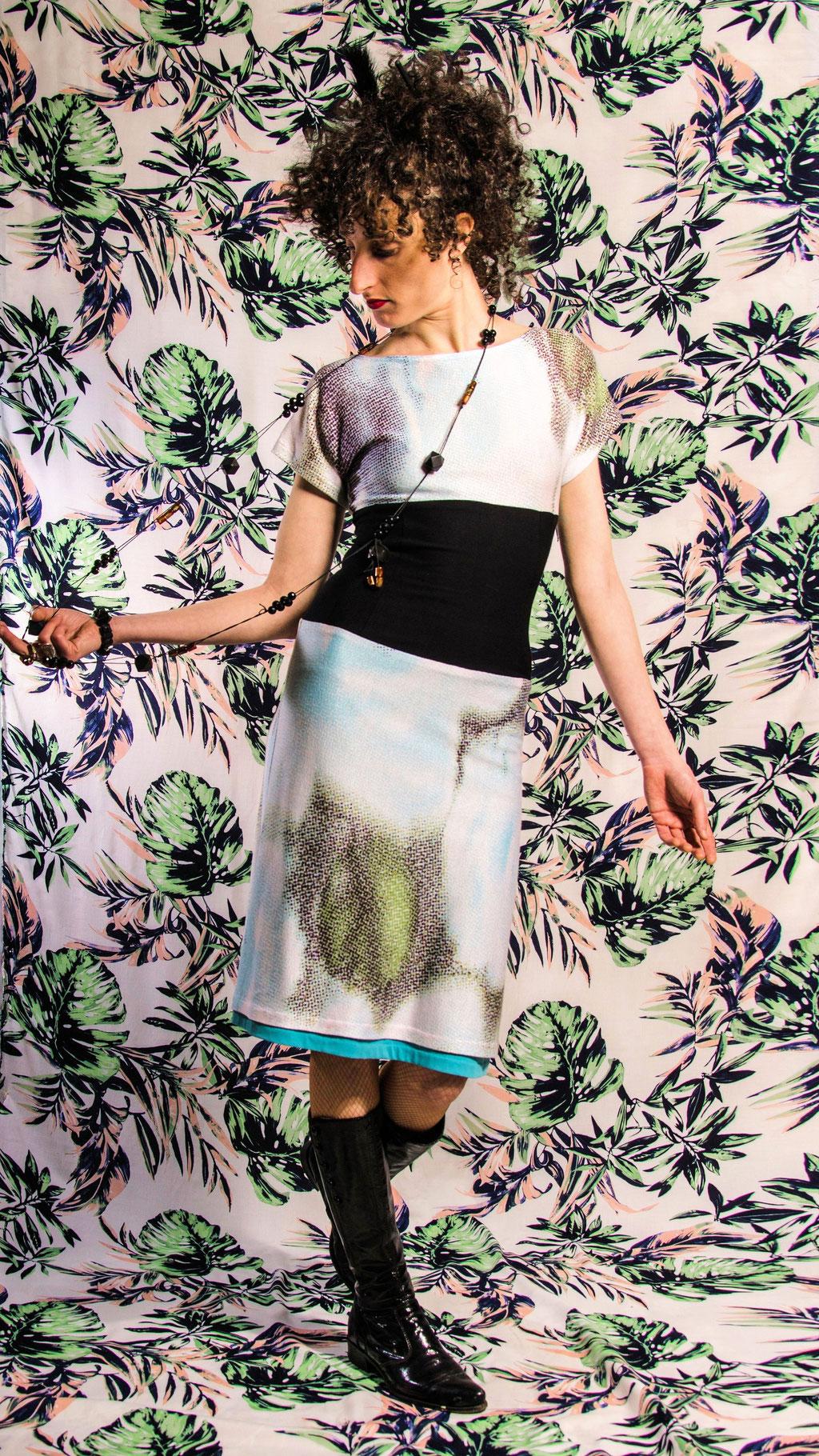 Kleid Yae aus Jersey